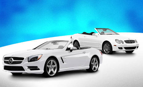 Book in advance to save up to 40% on Convertible car rental in Sortland